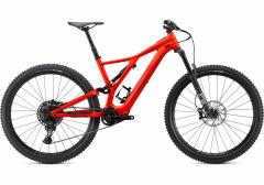 Red and Black Specialized Turbo Levo SL Comp